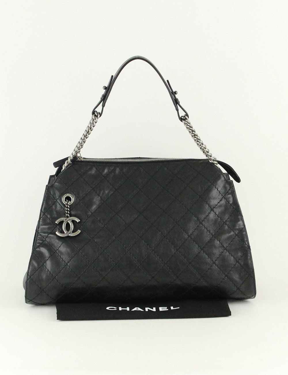 Chanel <br> Wild Stitch Chain Shoulder Bag