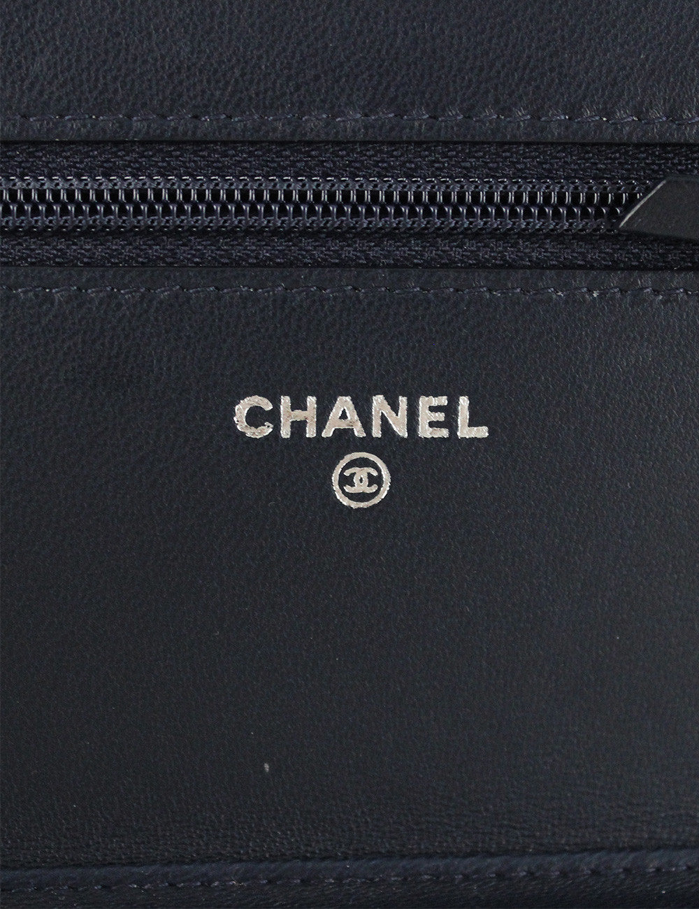 Chanel <br> Gold Class Wallet On Chain