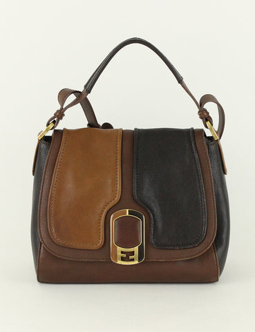 Fendi <br> Anna Medium Shoulder Bag