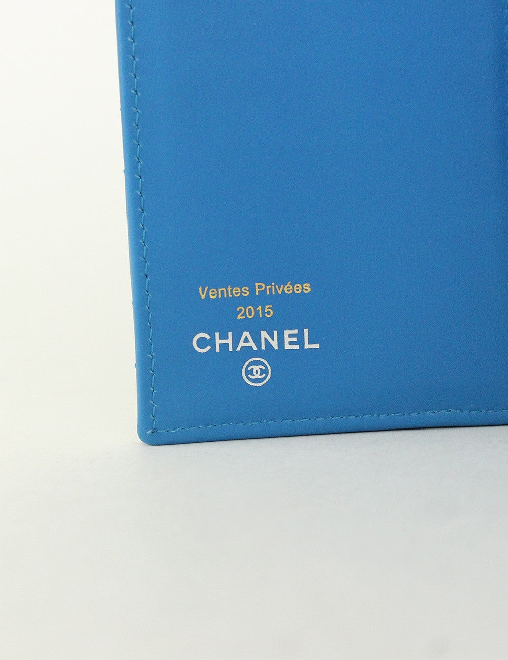 Chanel <br> Long Flap Wallet
