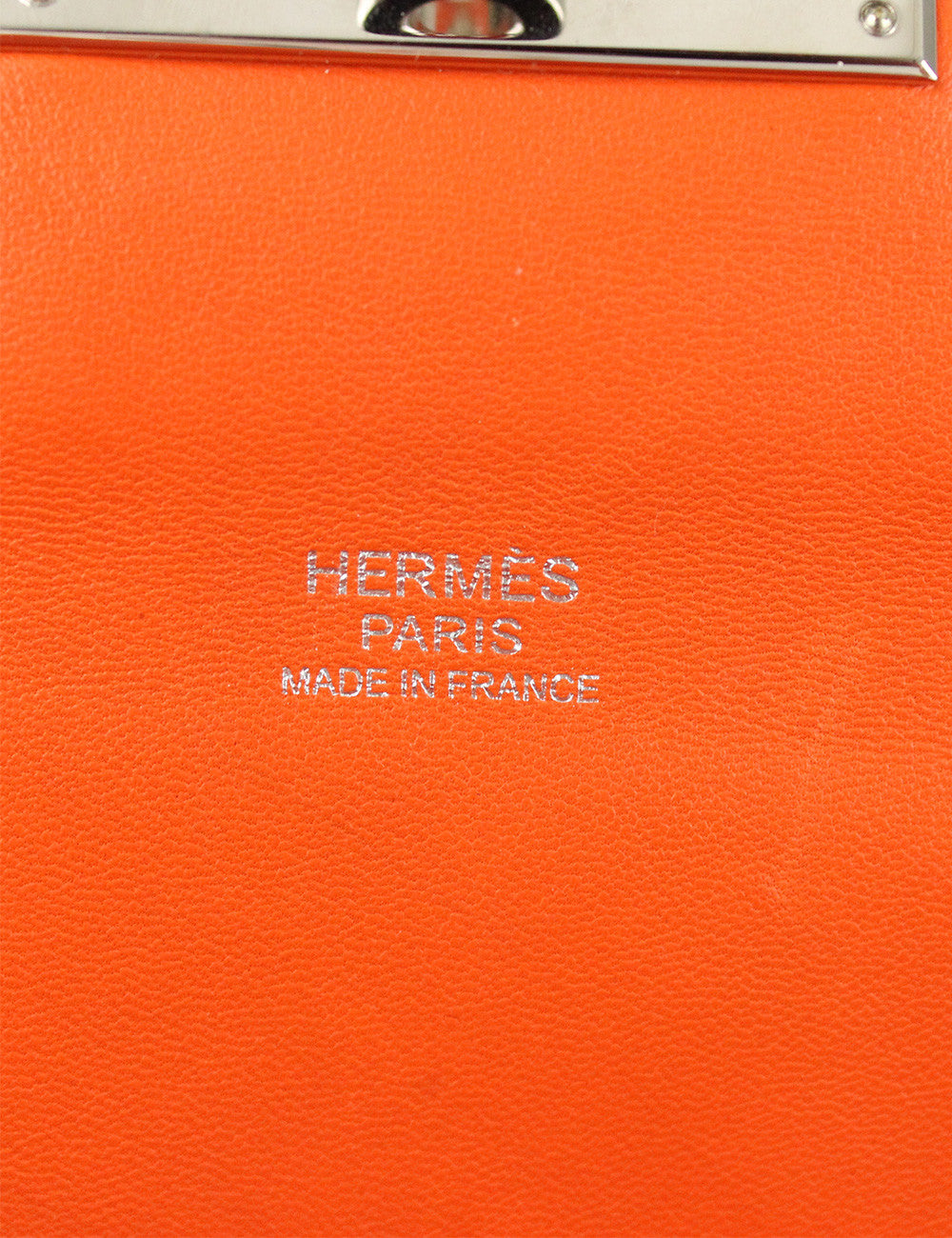 Hermes <br> Toolbox 26 (Missing Strap)
