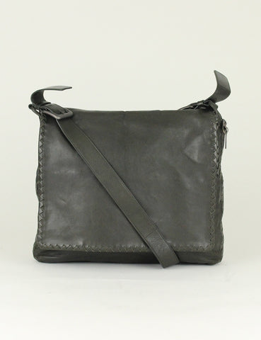 Bottega Veneta <br> Intrecciate Messenger Bag