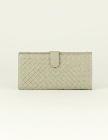 Bottega Veneta <br> Continental Wallet