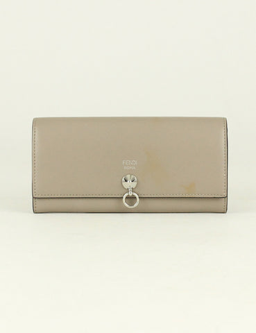 Fendi <br> Continental Wallet