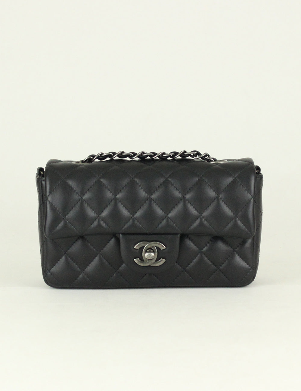 Chanel <br> Rectangular Mini Flap bag