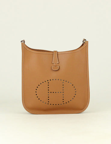 Hermes <br> Evelyne III PM Cross-body Bag