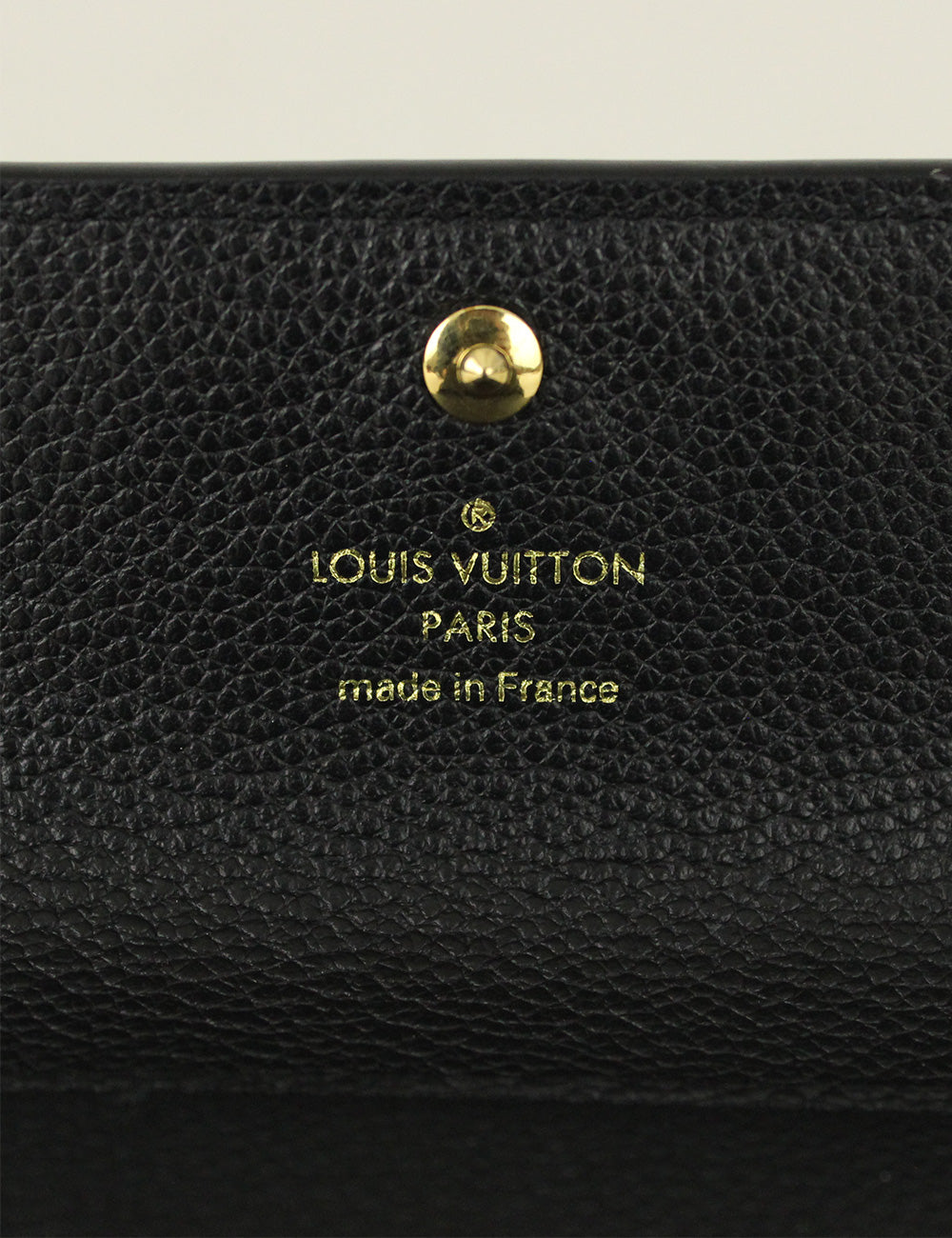 Louis Vuitton <br> Pont-Neuf Compact Wallet
