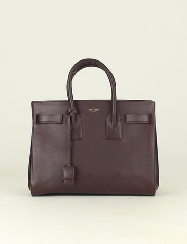 Yves Saint Laurent <br> Small Sac De Jour Tote Bag
