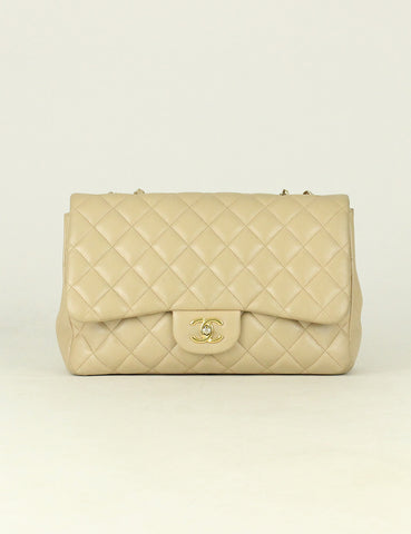 Chanel <br> Classic Jumbo Single Flap Bag
