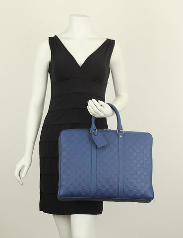 Louis Vuitton <br> Porte-Documents Voyage Briefcase Bag