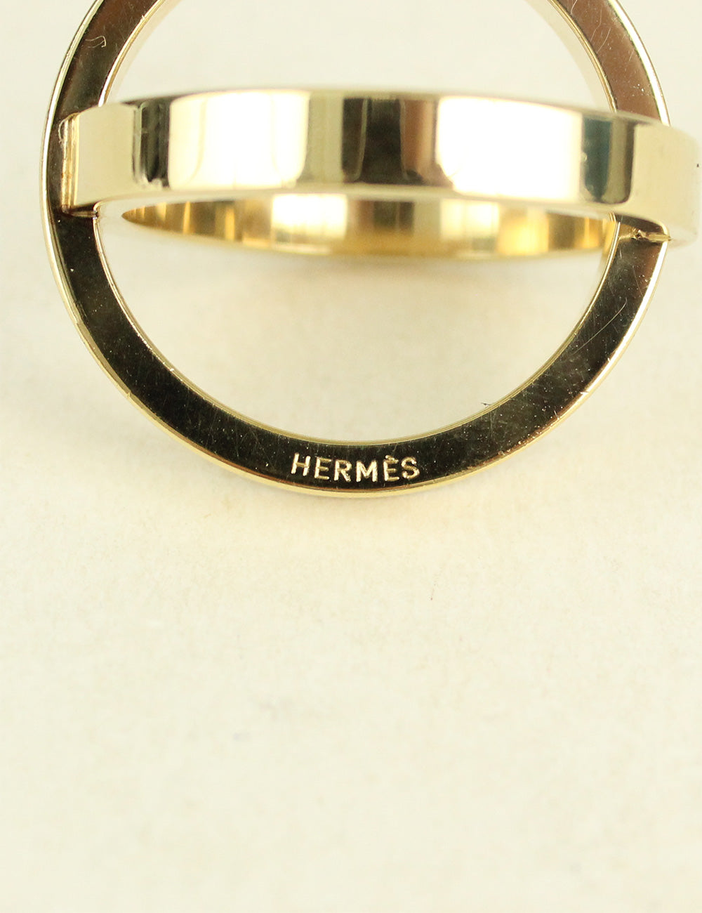 Hermes <br> Cosmos Scarf Ring