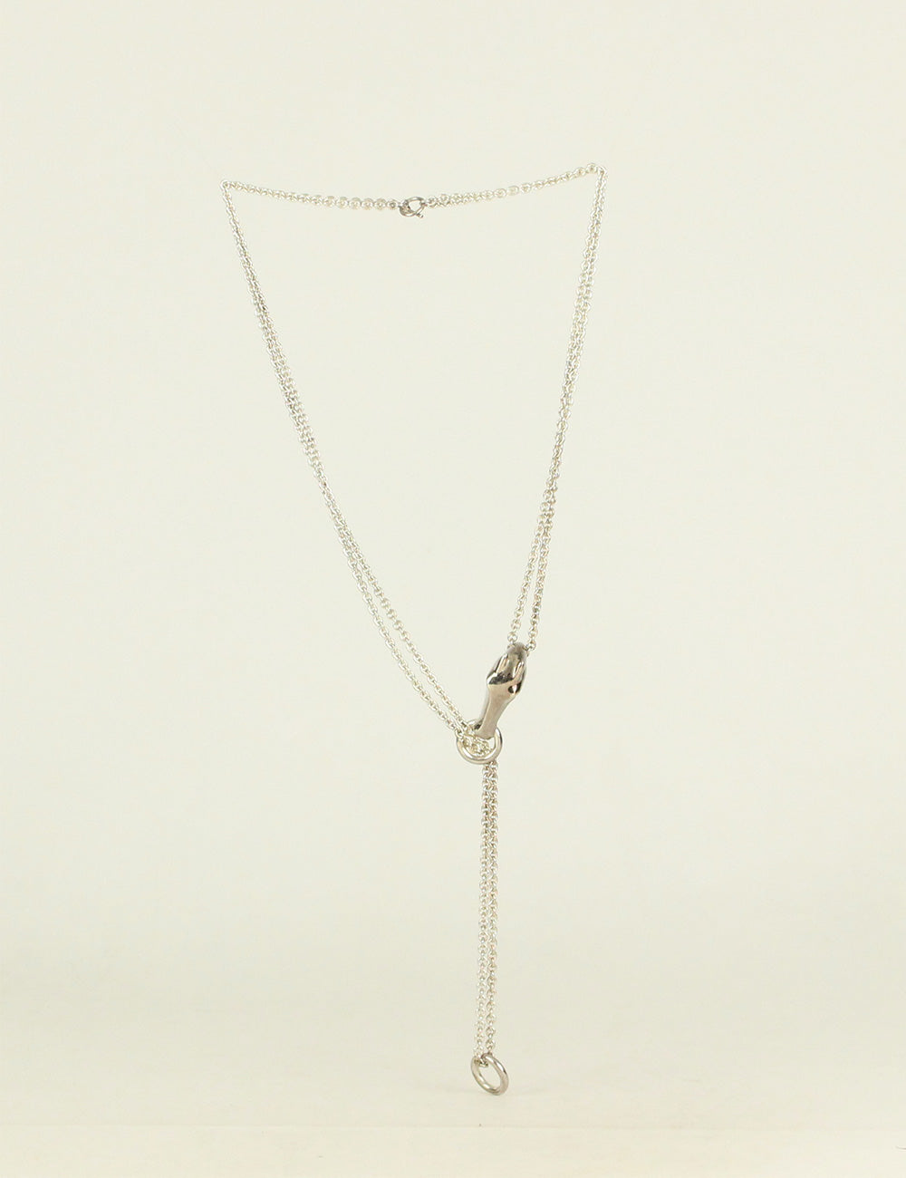 Hermes <br> Galop Long Necklace GM