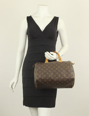 Louis Vuitton <br> Speedy 30 Bag