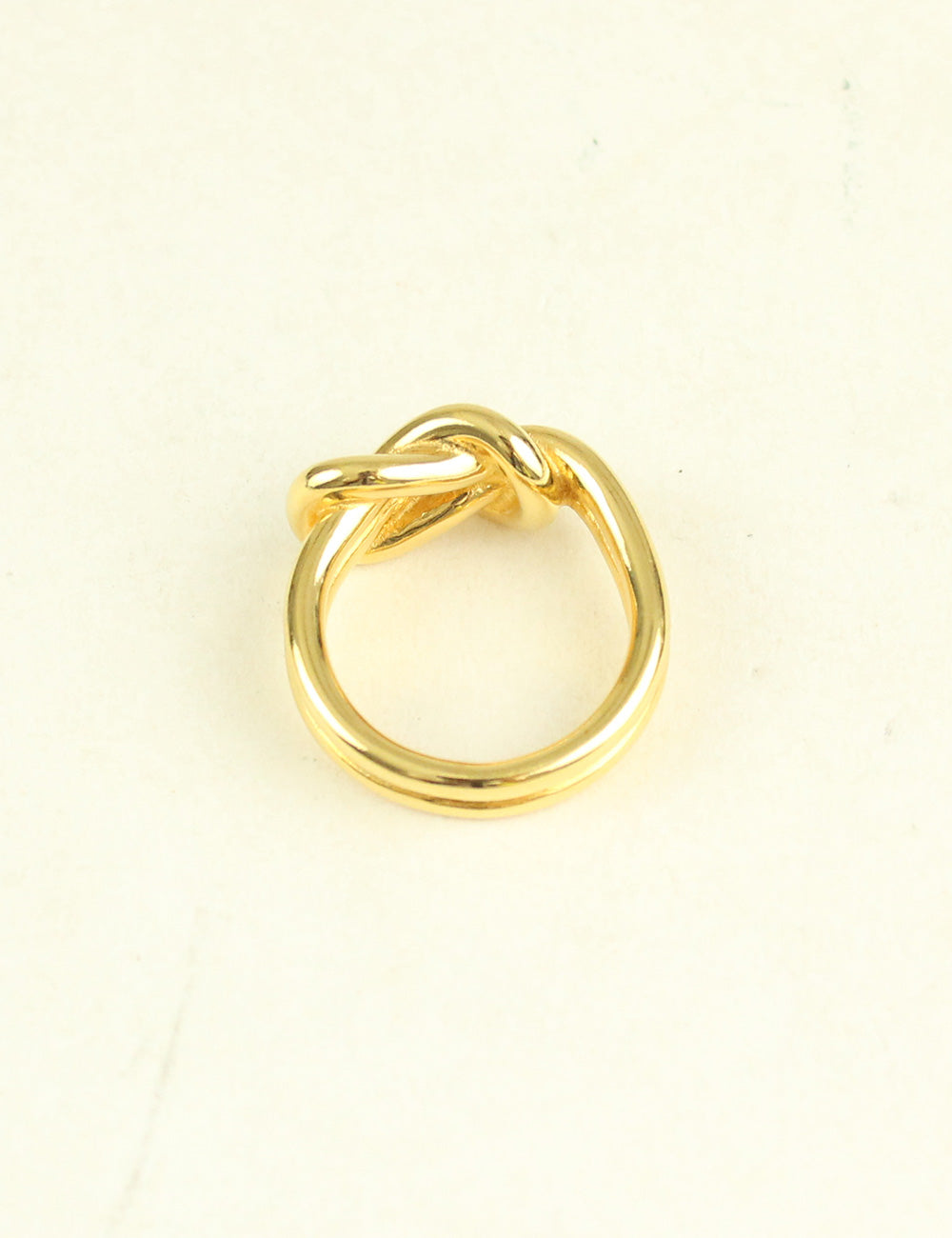 Hermes <br> Knot Scarf Ring