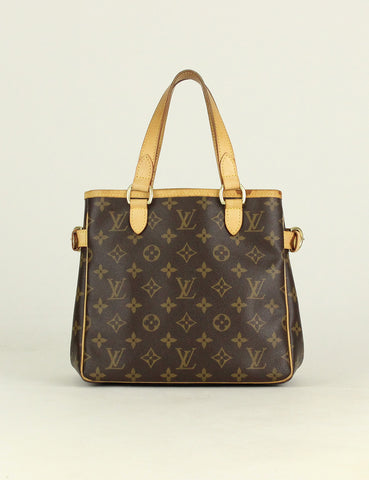 Louis Vuitton <br> Batignolles Vertical PM Bag
