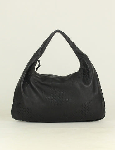 BOTTEGA VENETA <br> Intrecciate Large Hobo Bag