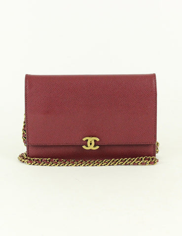 Chanel <br> Vintage Wallet On Chain