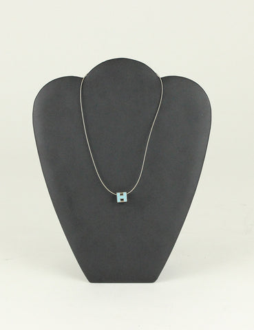 Hermes <br> Cage D'H Pendant Necklace