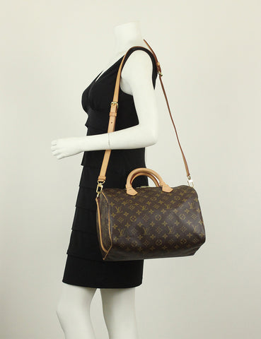 Louis Vuitton <br> Speedy 30 Bandouliere
