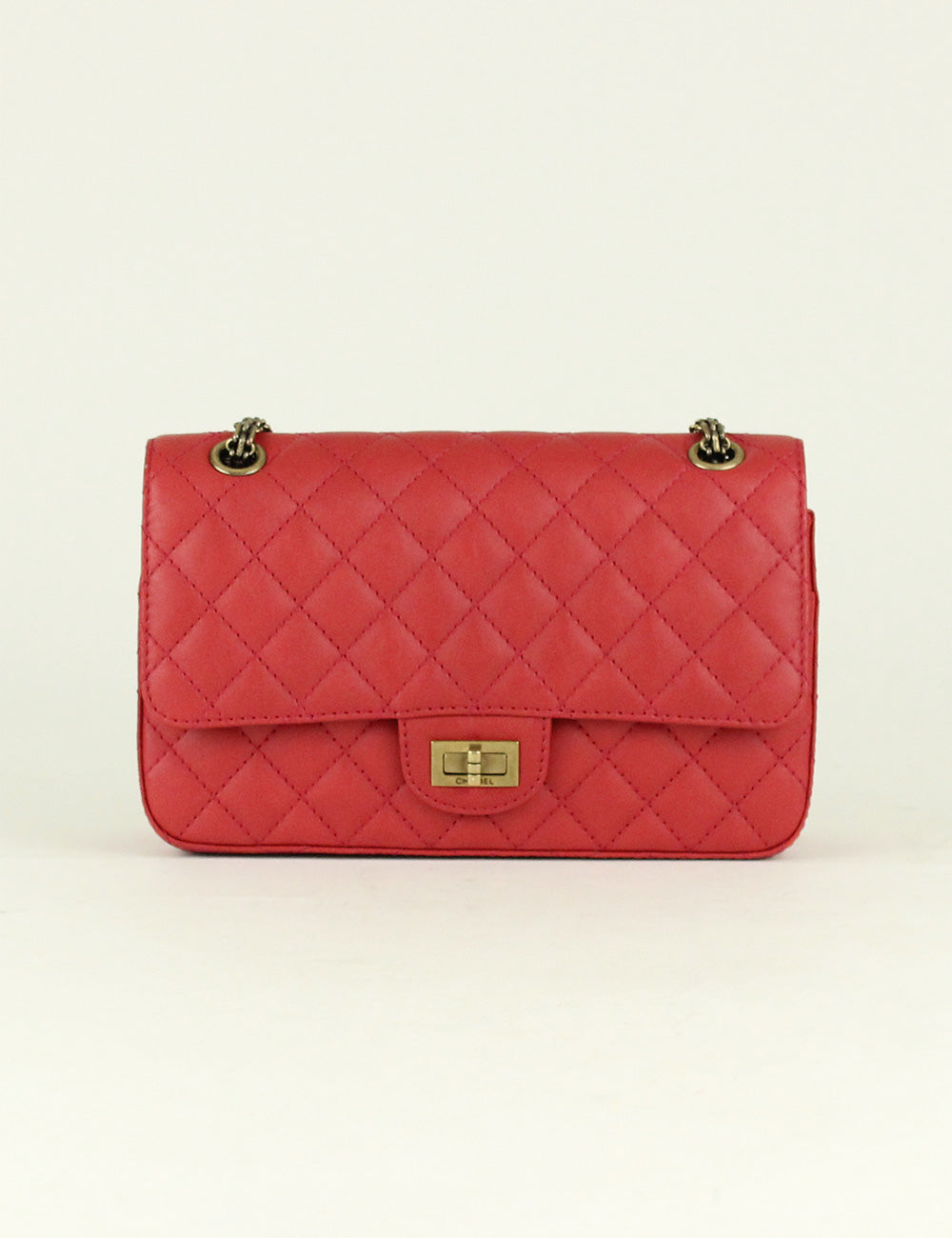 59e55f7fbda5 Chanel Classic Reissue 2.55 Quilted 225 Double Flap Bag – Brand Shop ...