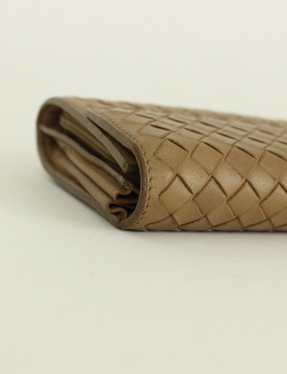Bottega Veneta <br> long Continental Wallet