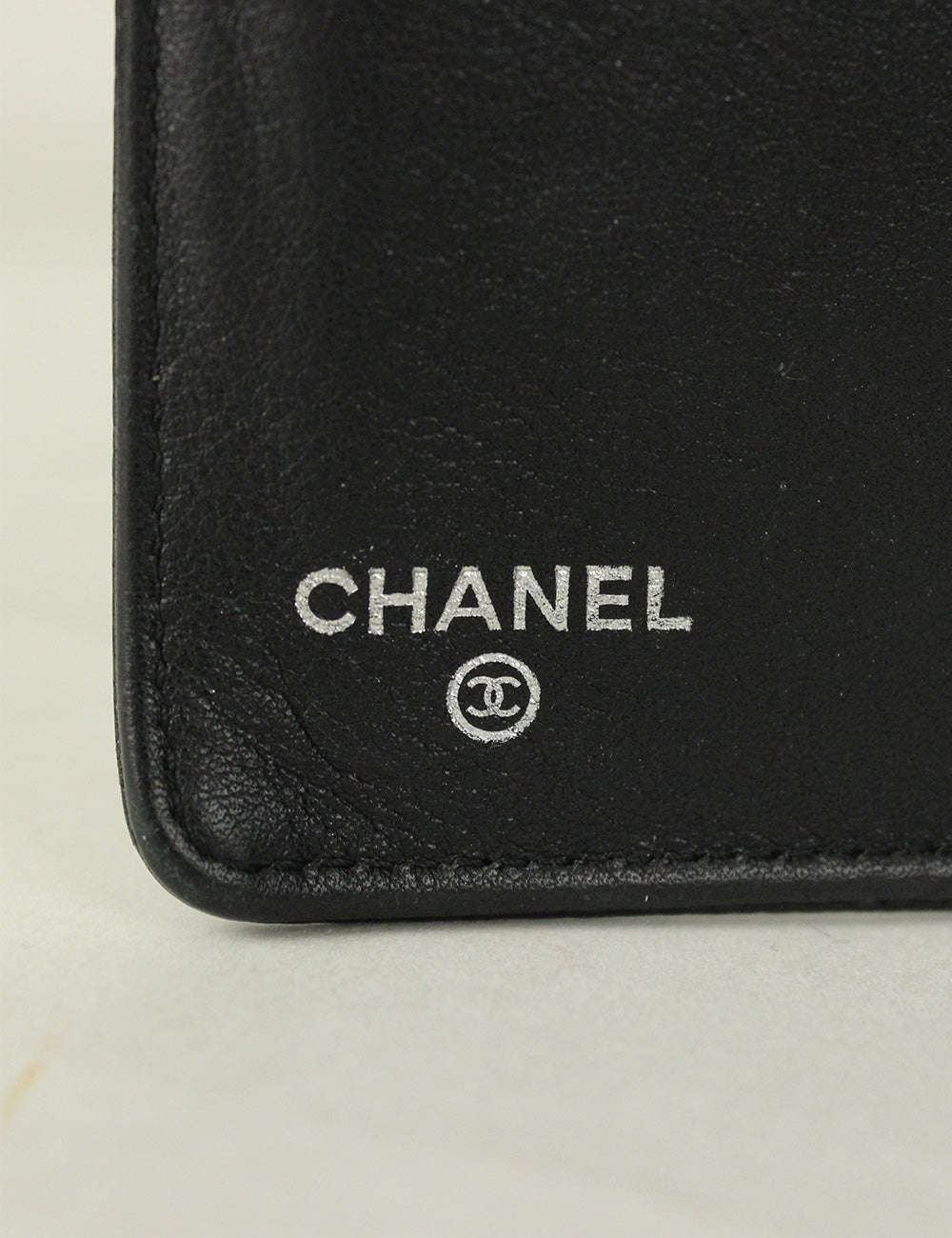CHANEL <br> Timeless L Yen Long Wallet