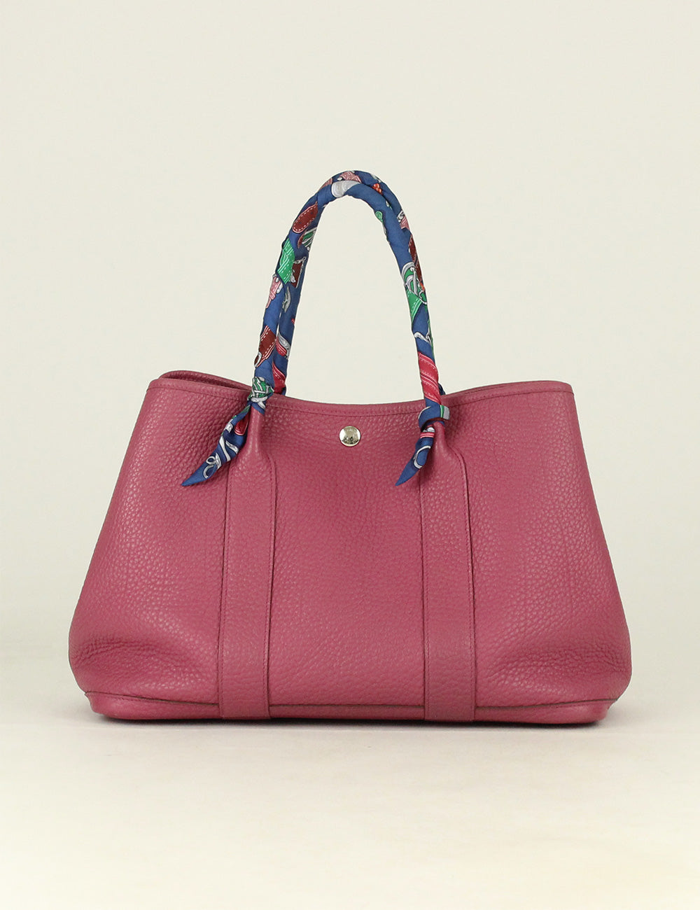 Hermes <br> Garden Party 36 Bag with Twilly