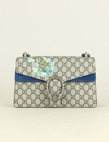 Gucci <br> Dionysus Small Print Shoulder Bag