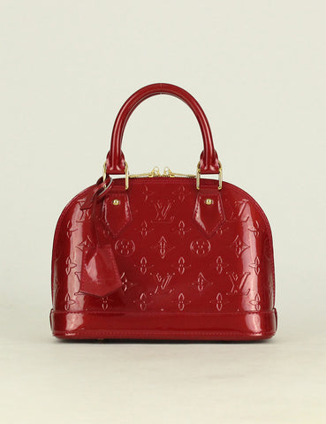 Louis Vuitton <br> Alma BB 2 Way Bag
