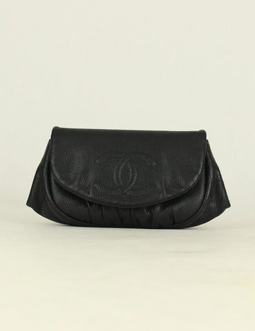 Chanel <br> Half-Moon Wallet On Chain Bag