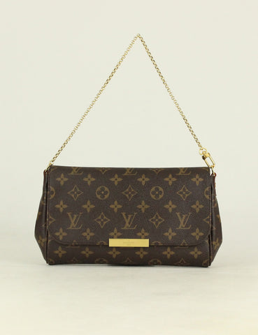 Louis Vuitton <br> Favorite MM Bag