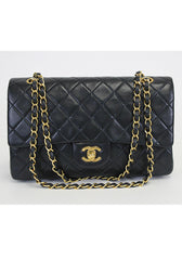 Chanel <br> Vintage Classic Medium Double Flap Bag