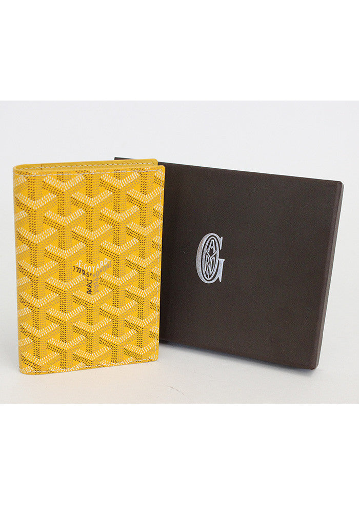 Goyard <br> Passport Cover