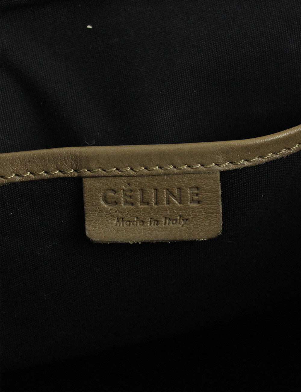 Celine <br> Nano Luggage Bag