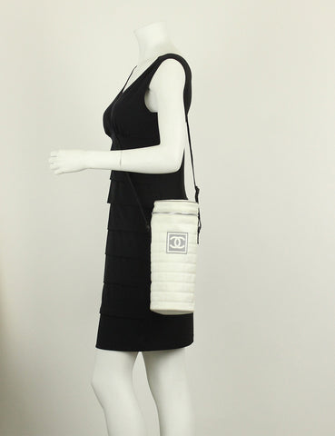 Chanel <br> Sport Line Shoulder Bottle Bag
