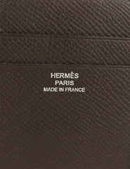 Hermes <br> MC2 Euclide Card Holder Wallet