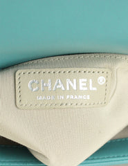 Chanel <br> Quilted Small Square Boy Flap Bag