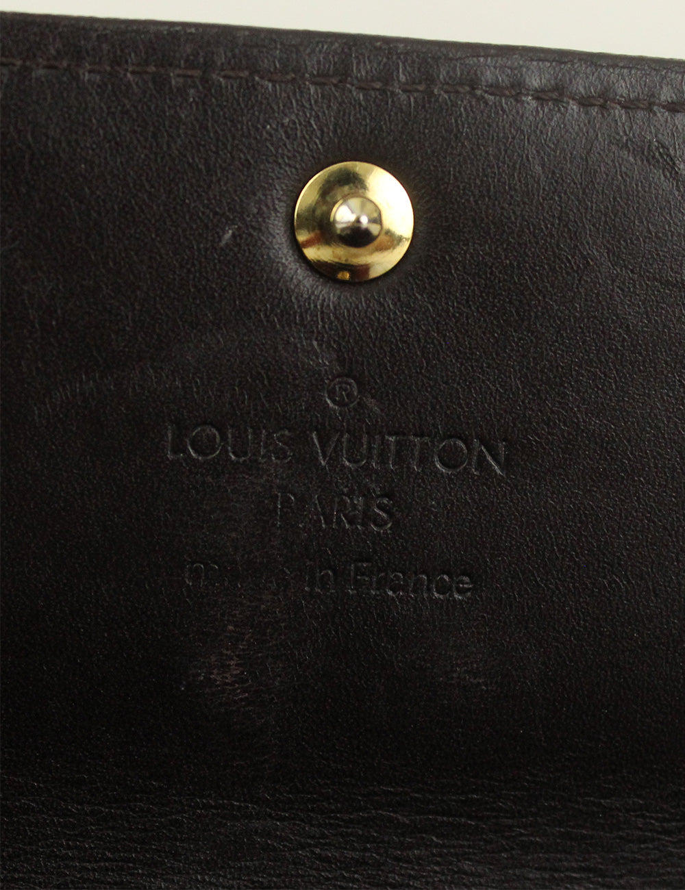Louis Vuitton <br> Sarah Wallet
