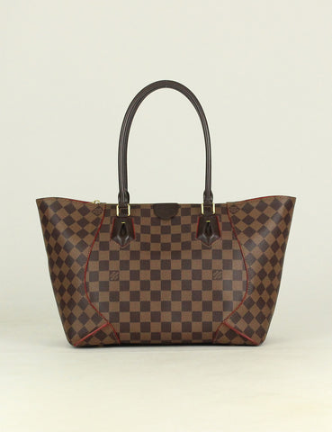 Louis Vuitton <br> Caissa MM Tote Bag