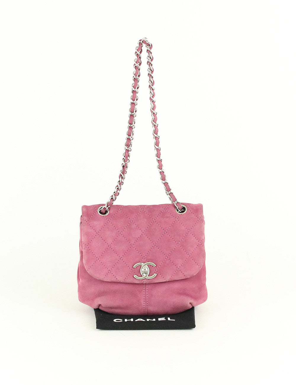 Chanel <br> CC Logo Shoulder Bag