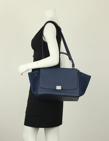 Celine <br> Small Trapeze Bag