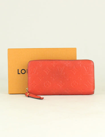 Louis Vuitton <br> Zippy Wallet