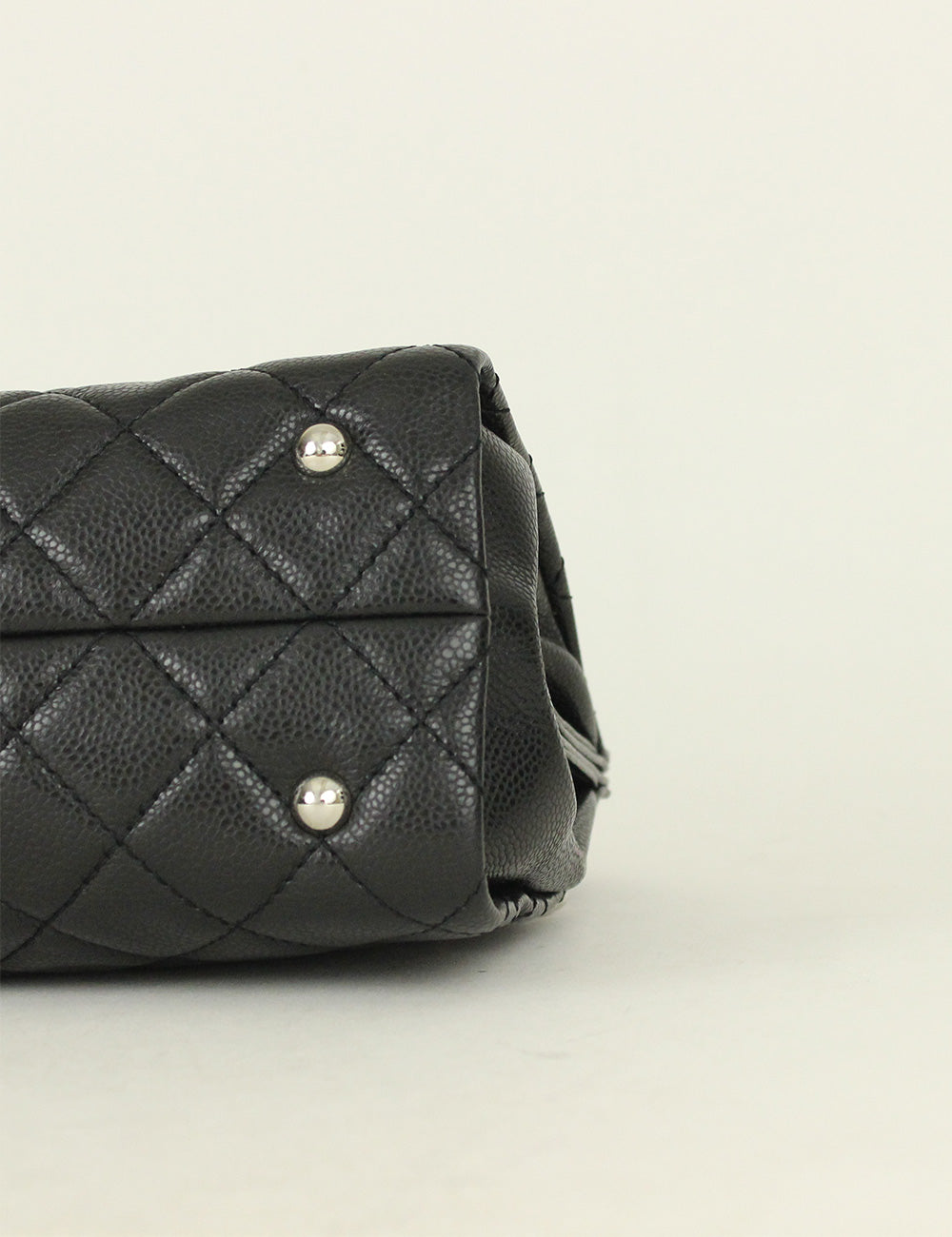 Chanel <br> Quilted Timeless CC Shopping Tote Bag