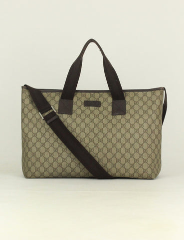 Gucci <br> GG Plus 2 Way Tote Bag