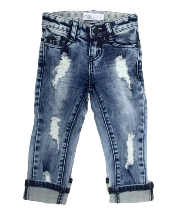 Brooklyn Distressed Jeans