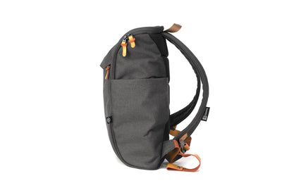 Daypack, black-tan