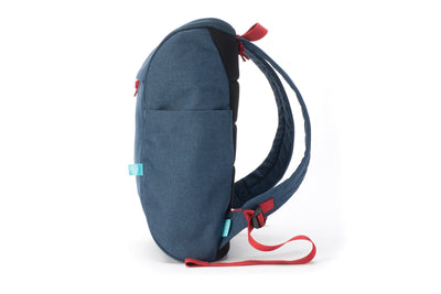 Backpacks - Daypack, Navy-red