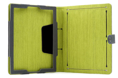 Folios - Booqpad, Gray-green