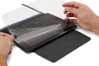 Folios - Booqpad Mini, Gray