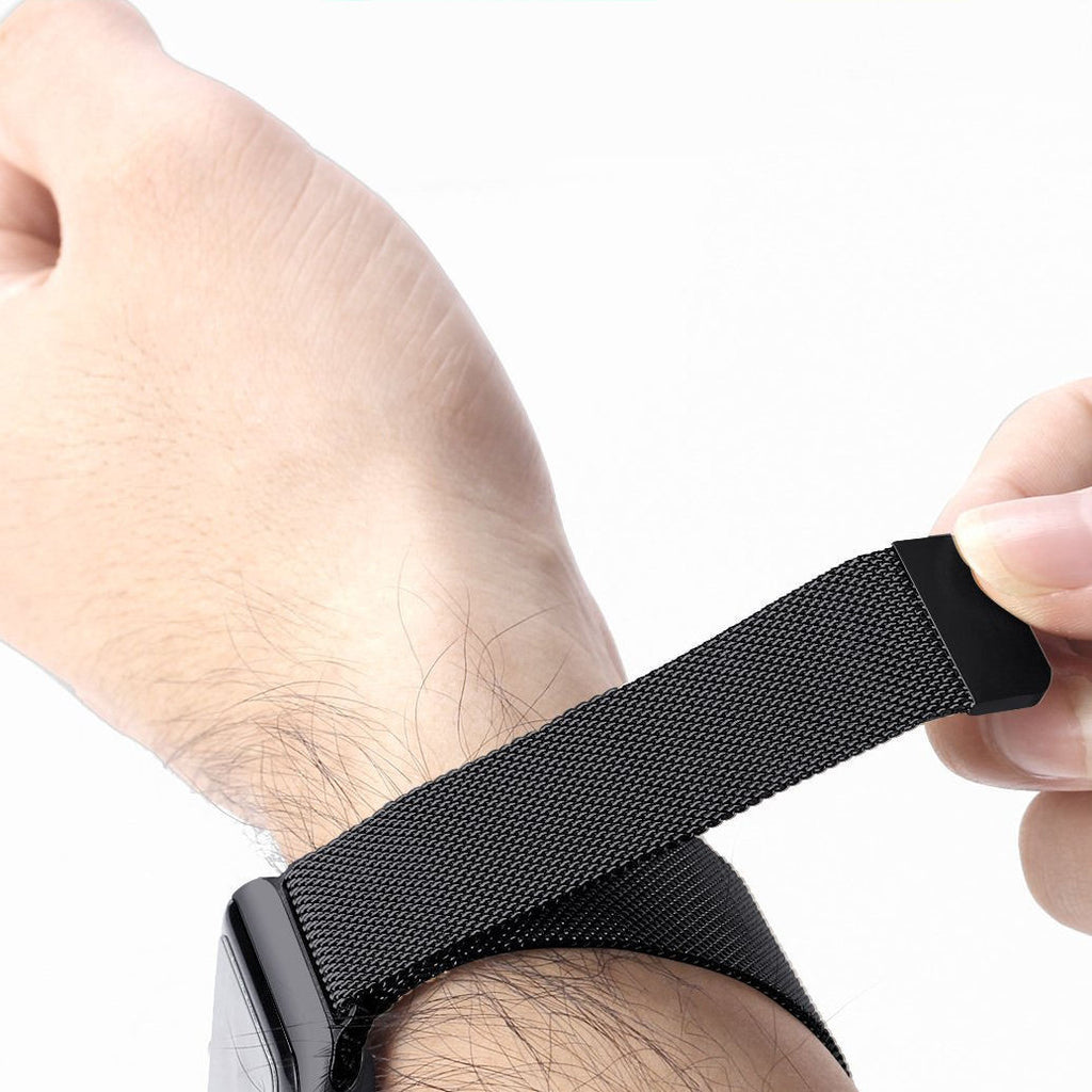 Touch Rage, Inc. Releases Milanese Magnetic Mesh Loop Strap For Apple Watch